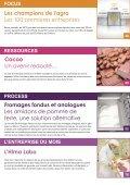 Les 100 premières entreprises - FOOD MAGAZINE - Page 4