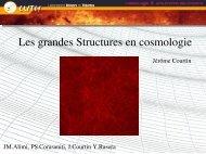 Les grandes Structures en cosmologie - LUTH