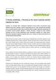 Sporočilo za javnost v pdf. obliki. - Focus
