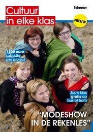 Cultuur in elke klas - GO! onderwijs van de Vlaamse Gemeenschap