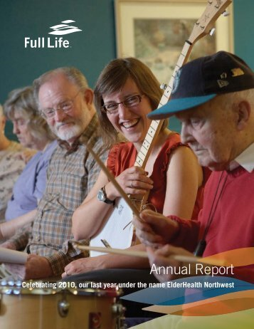 Annual Report 2010 WEB - Full Life Care