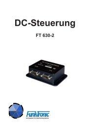 DC-Steuerung FT 630-2 - Funktronic