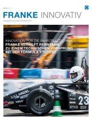 Informationen - Franke GmbH
