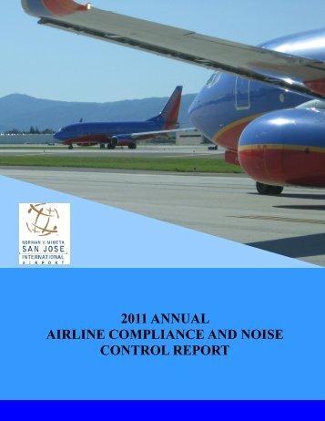 Annual Noise Report - San Jose International Airport (SJC)