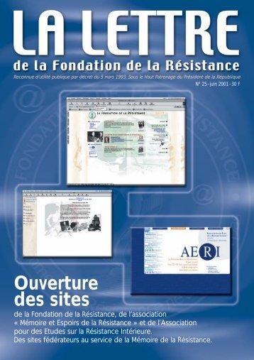Télécharger au format PDF (796.2 Ko) - Fondation de la Résistance