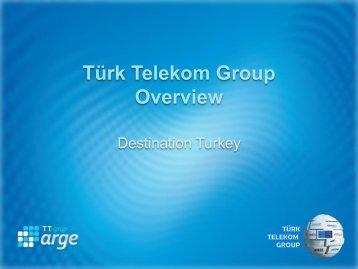 Türk Telekom Overview