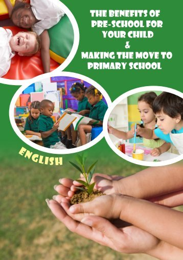 The Benefits of Pre-school - Waterford County Council