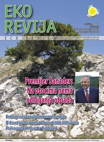 eko revija - Fond za zaštitu okoliša i energetsku učinkovitost