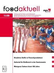 foodaktuell 11 2009 druck - Foodaktuell.ch