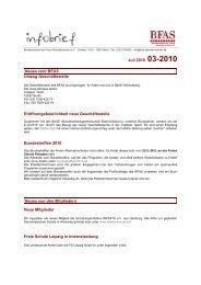 Infobrief 3-2010 - BFAS