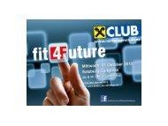 Vortrag downloaden - fit4Future