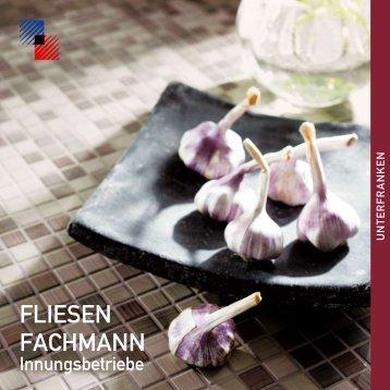 FLIESEN FACHMANN - Fliesen-, Platten