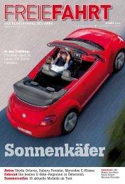 Autos Skoda Octavia, Subaru Forester, Mercedes E ... - Freie Fahrt