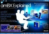 amBX Explained Issue 1 - GamerZines