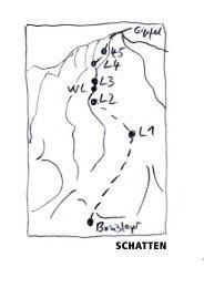 SCHATTEN - Galerie Laterne