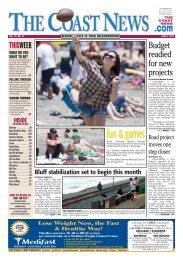 The Coast News, June 3, 2011