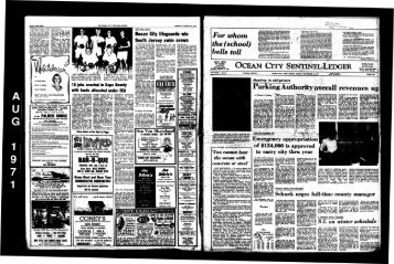 Sep 1971 - On-Line Newspaper Archives of Ocean City