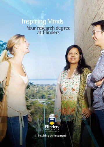 Inspiring Minds - Flinders University
