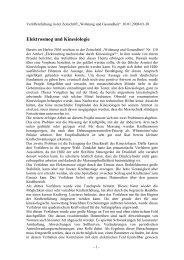 Bericht 6 - Forschendes Lernen