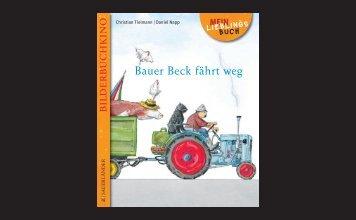 Bauer Beck fährt weg von Christian Tielmann - S. Fischer Verlag