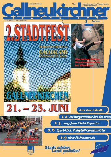 2002 Juni - Gallneukirchen