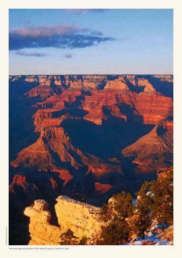 The awe-inspiring beauty of the Grand Canyon in ... - Flisestudiet