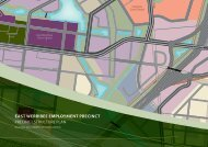 East Werribee Employment Precinct PSP - Growth Areas Authority