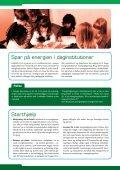 Råd til det sjove, Energibesparelser i daginstitutioner - Page 2