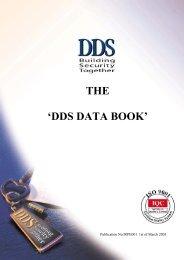 DDS DATA BOOK
