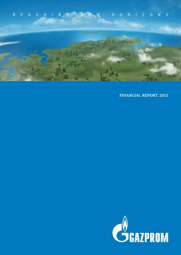 Financial Report - Gazprom