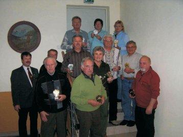 Seniorenschiessen - Gau ANB