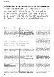 umbruch satzspiegel - IFVLL - ETH Zürich