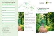 Flyer vom Dezember 2009 [Download,*.pdf, 0,61 MB] - Wald ...