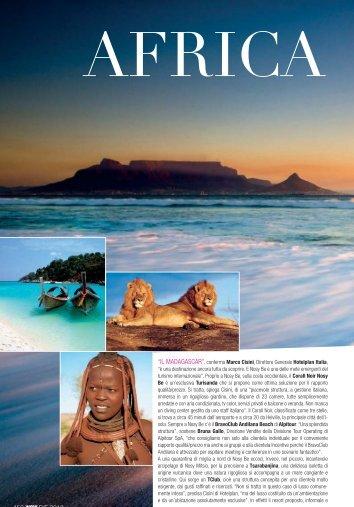 AfricA - Frigerio Viaggi