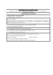 RELATÓRIO TÉCNICO-CIENTÍFICO FINAL (Observação ... - fapesc