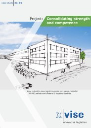 Project: Consolidating strength and competence