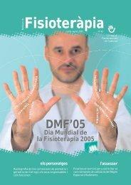 Noticiari núm. 43 en format PDF - Col·legi de Fisioterapeutes de ...