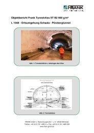 276-Objektbericht Tunnelvlies ST B 2 - Tunnel Schaala - Frank GmbH