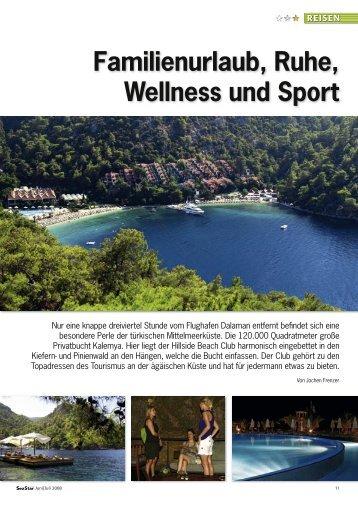 Familienurlaub, Ruhe, Wellness und Sport - Frenzer.weite-welt.com