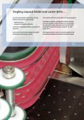 Folder and Carrier Belts with Linatex Coating - Forbo Siegling - Page 2
