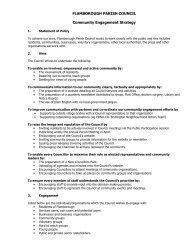 Community Engagement Strategy - flamborough-pc.gov.uk