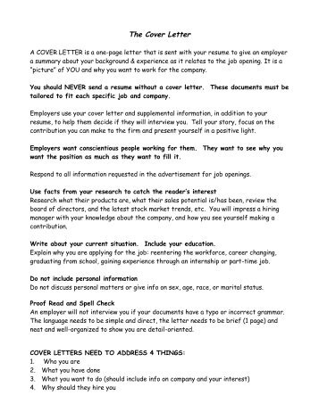 the cover letter foothill college - Cover Letter Info