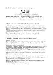 Acrobat reader PDF soubor 20 stránek - Fakulta tělesné výchovy a ...