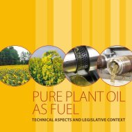 technical aspects and legislative context - European Biofuels ...