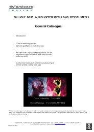 General Catalogue - forecreu