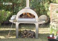 Datenblatt von Alfa 4 Pizze Pizzaofen - Gardelino