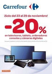 ¡Solo del 23 al 29 de noviembre! - Carrefour