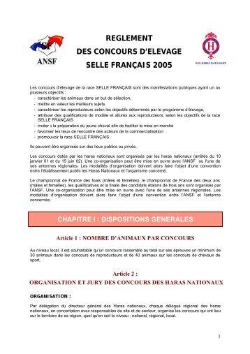 Télécharger PdF - France Dressage