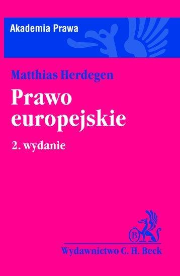Prawo europejskie - Gandalf