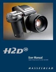 H2D_39 user manual E.. - Galeuk.com galeuk